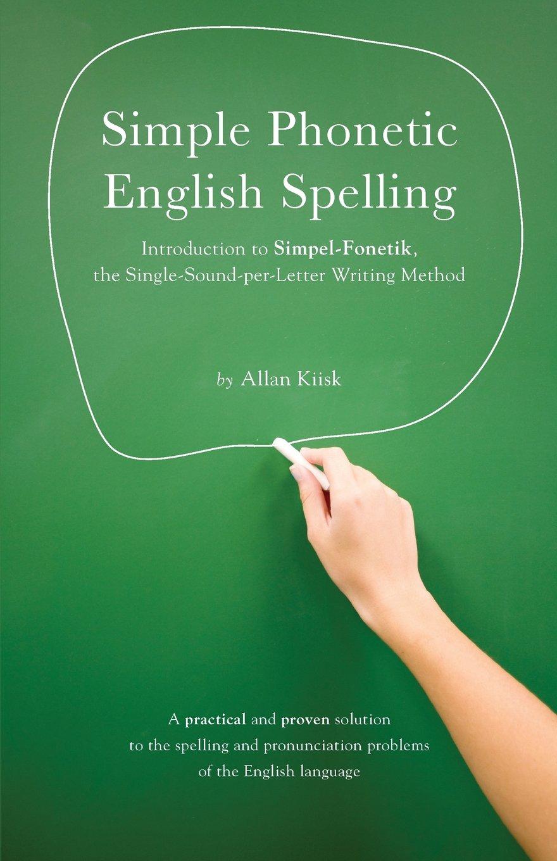 Simple Phonetic English Spelling PDF