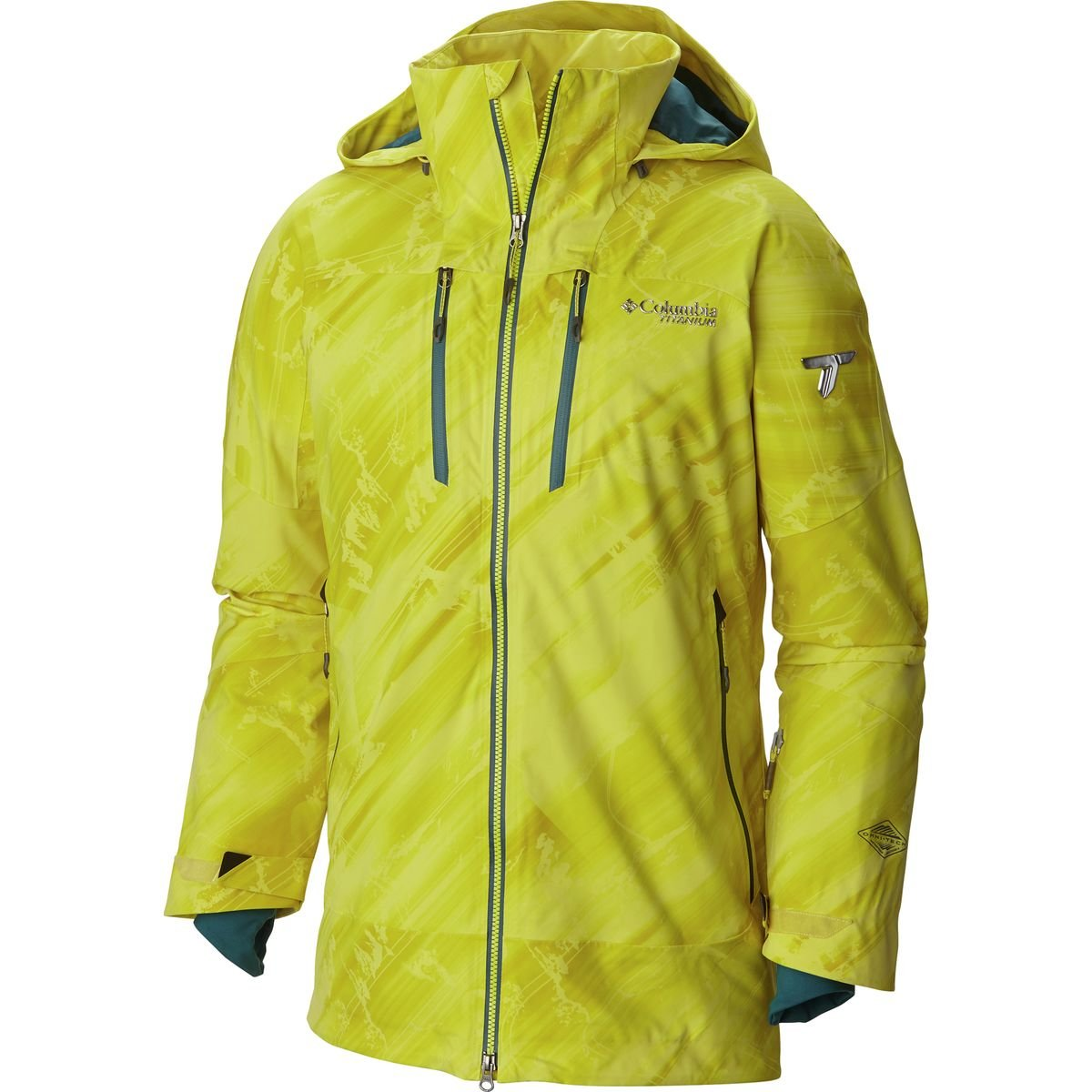 Columbia Mens Shreddin Jacket