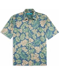 1469cfc5 Tori Richard Marquises Cotton Lawn Camp Shirt at Amazon Men's ...