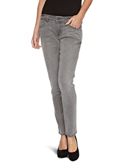 Siwy Womens Hannah Wet-Look Slim Cropped Jean