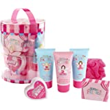Grace Cole Ballet Bar Kit for Girls - Fizzer, Bath Confetti, Body Ball, Bath Foam, Body Wash, Shampoo