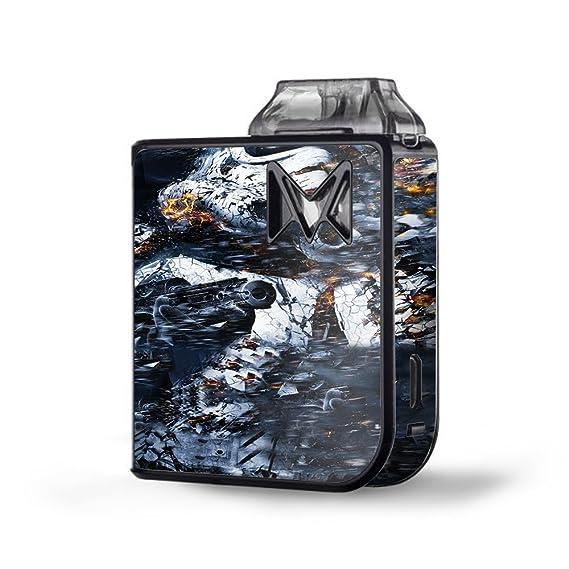 Amazon com: Skin Decal Vinyl Wrap for SV Mi-Pod kit Vape