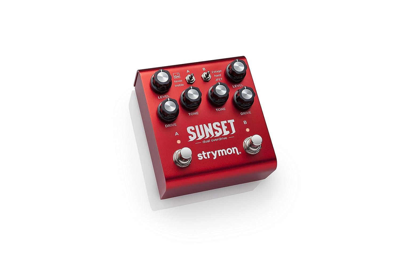 Strymon『SUNSET』 ハイブリッドドライブペダル [国内正規品] B06XHVQS11