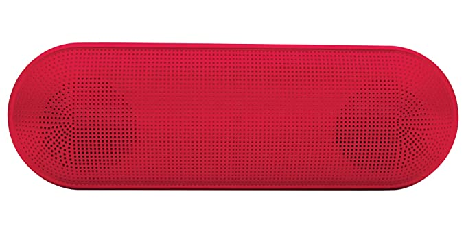 36ec20f1b37c56 Loudest Bluetooth Speaker System Outdoor Wireless Loud Large Best 2.9 lbs  in red Audio Docks ...