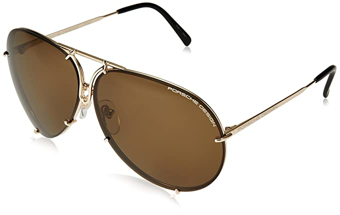 9fad0cf25b03 Porsche Design Sonnenbrille (P8478)  Amazon.co.uk  Clothing