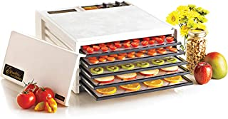 product image for Excalibur 5-Tray Electric Food Dehydrator, White