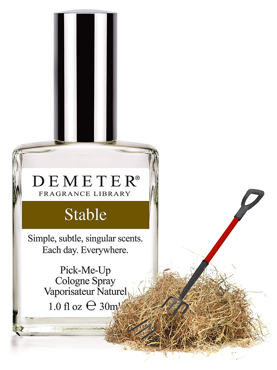 Demeter Fragrance Library - Stable - 1 Ounce / 30 ml Cologne Spray