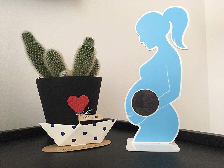 Blau Bilderrahmen Baby Ultraschall Rosa Foto Erinnerung M/ädchen Babygeschenk M/ädel S/äugling Neugeborene f/ür Eltern Blau Foto Erinnerung Junge Geschenk Jungs