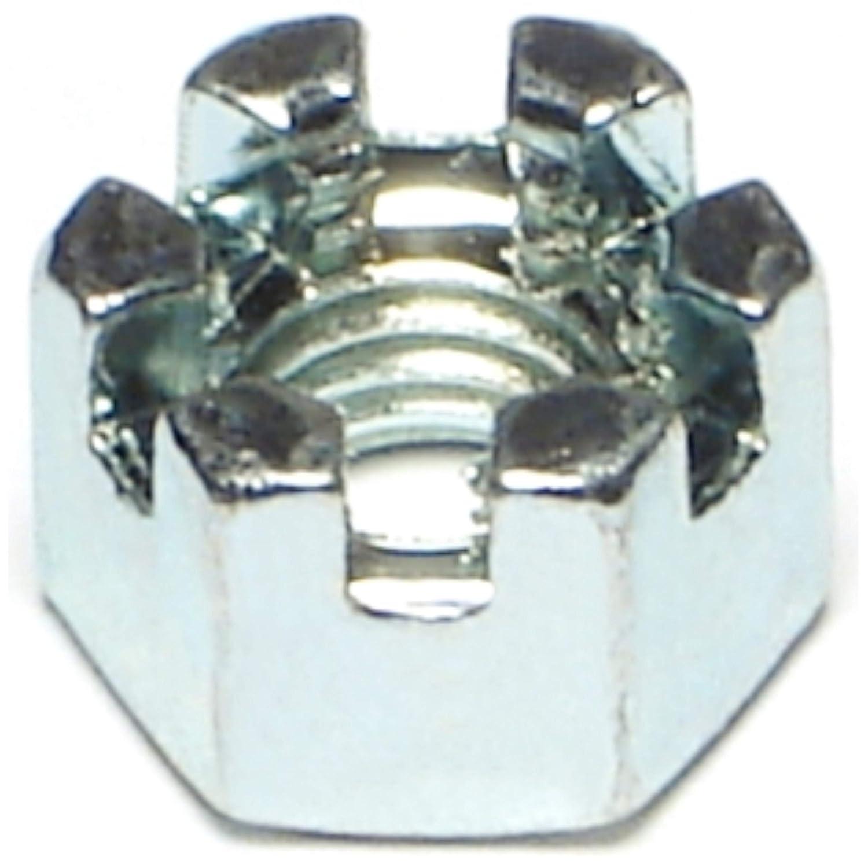 Hard-to-Find Fastener 014973270803 Castle Nuts 8mm-1.25 Piece-15