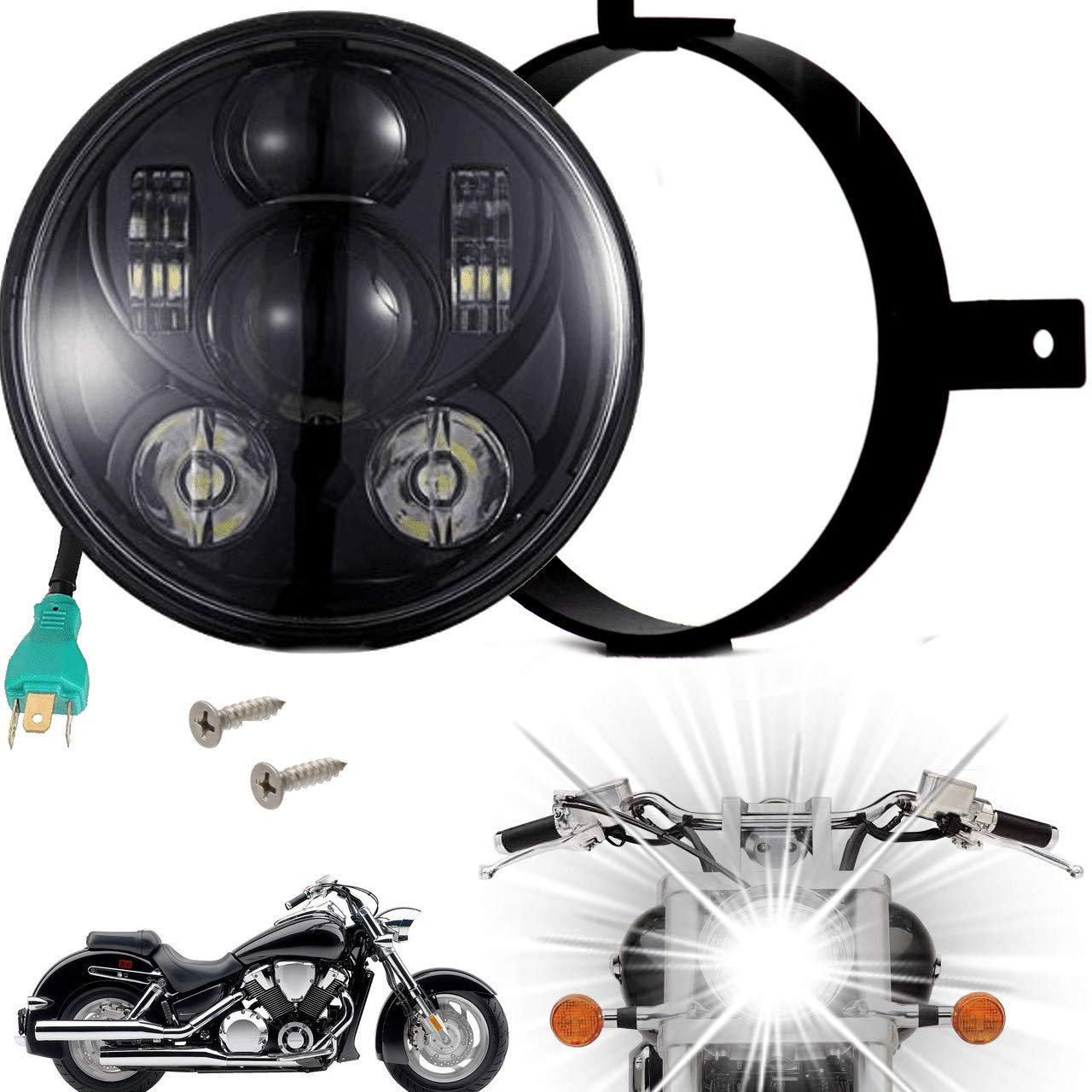 Amazon.com: Eagle Lights Honda VTX 5 3/4