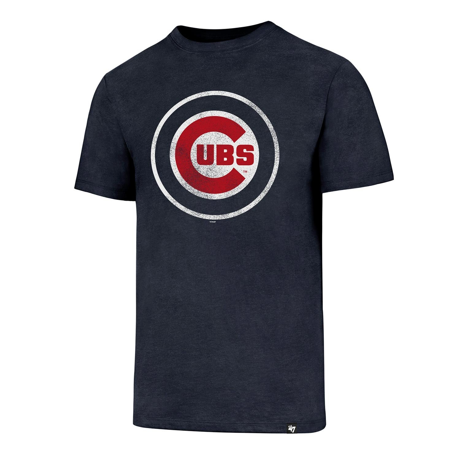 '47 Brand Chicago Cubs Knockaround Club MLB T-Shirt Navy