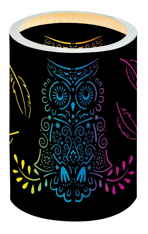 Gl/ückspilze ca Laternen Bastelset bunt Ursus 6870000 20 x 15,3 cm