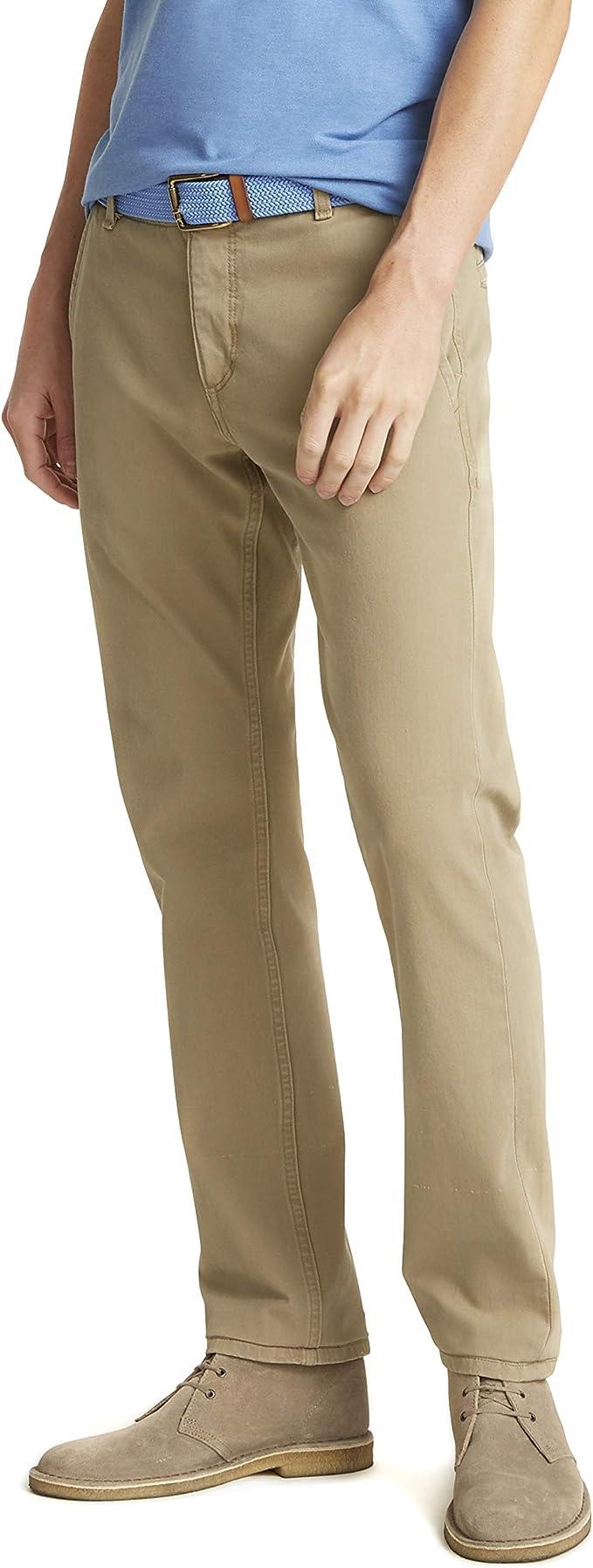 dockers Alpha Khaki 360 Pantalones para Hombre: Amazon.com.mx: Ropa, Zapatos y Accesorios
