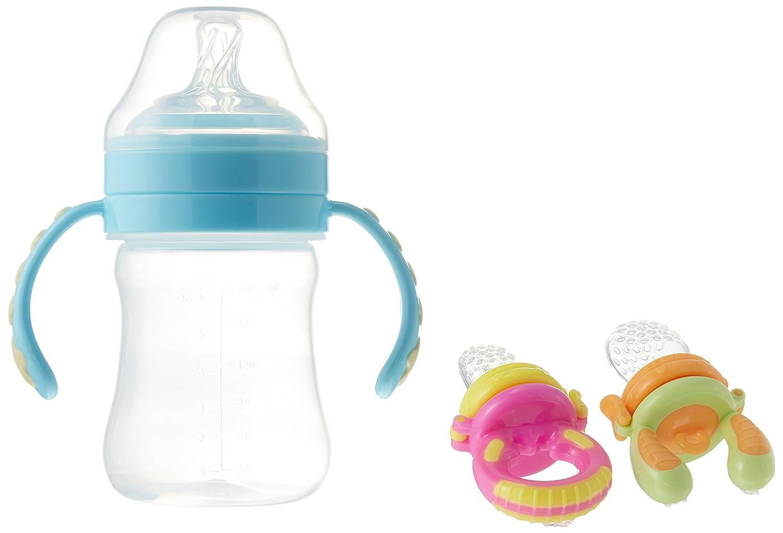 Amazon.com: Kidsme alimentos alimentador destete Set: Baby