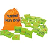 Educational Insights Number Beanbags