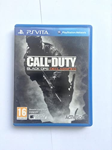 Call Of Duty Black Ops Declassified PlayStation Vita Amazoncouk PC Video Games