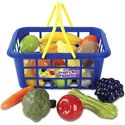 CASDON Fruit and Veg Basket: Toys & Games