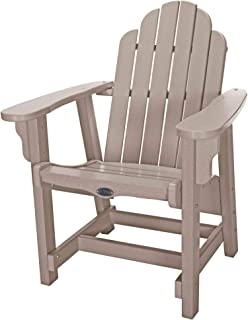 product image for Nags Head Hammocks Classic Conversation Chair, Weatherwood