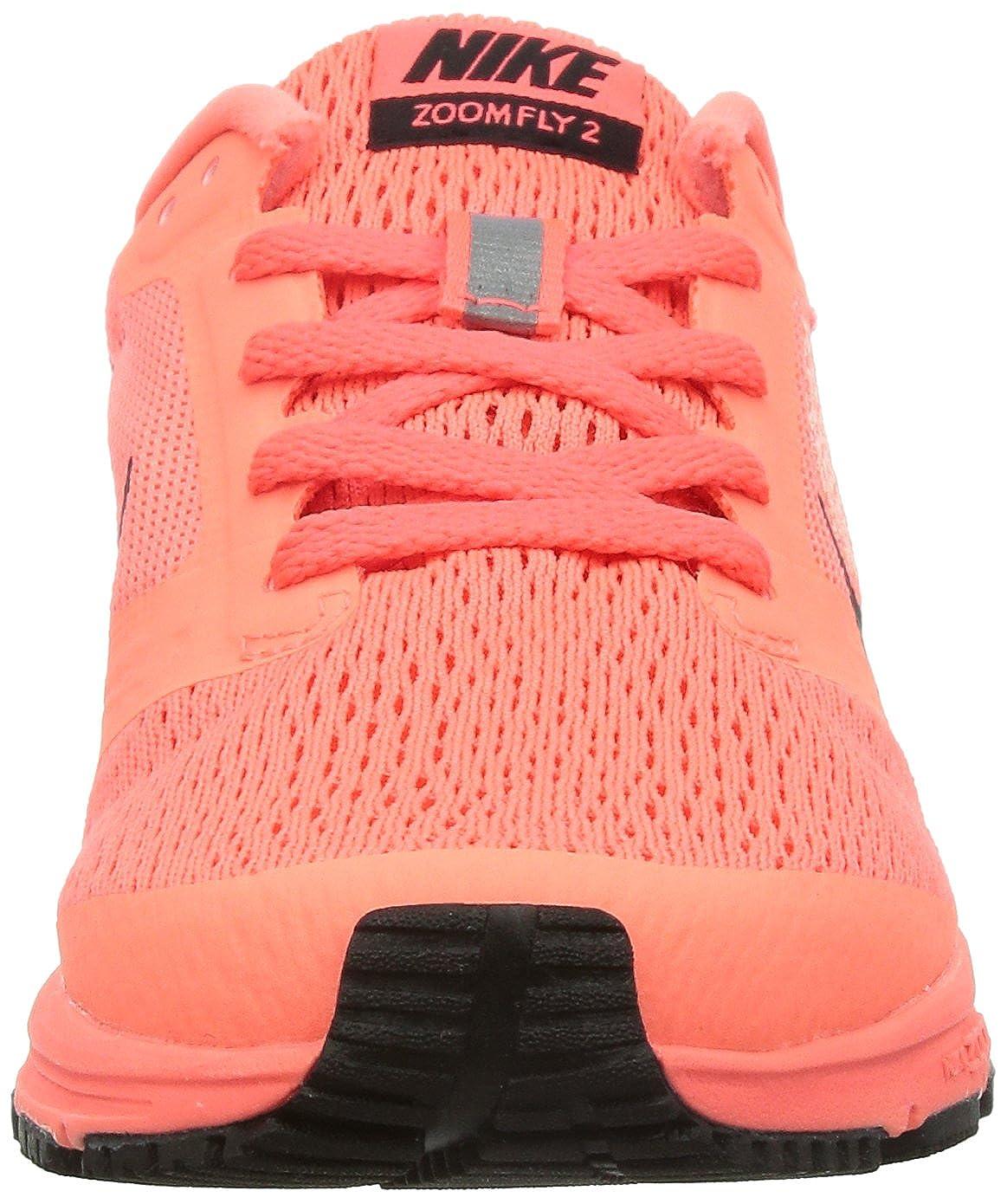 46687a8ee9d Nike - Air Zoom Fly 2 Women s Running Shoes (Orange) - EU 39 - US 8   Amazon.co.uk  Shoes   Bags