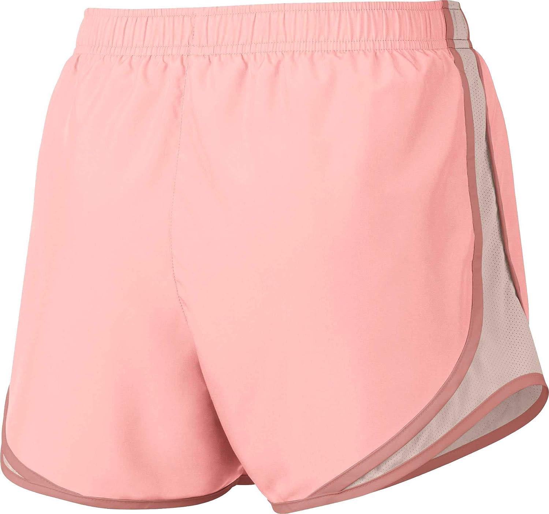d2b869325c5b Amazon.com: Nike Women's Dry 3'' Tempo Running Shorts, (Storm Pink/G  Ice/Rpink/Wg, Large): Clothing