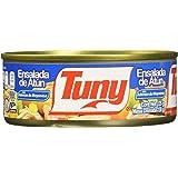 Tuny, Ensalada de Atún con Aderezo de Mayonesa Light, 135 g, 135 gramos