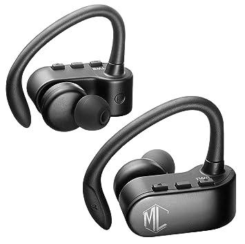 Audífonos inalámbricos Deportivos con Bluetooth, Auriculares de ...