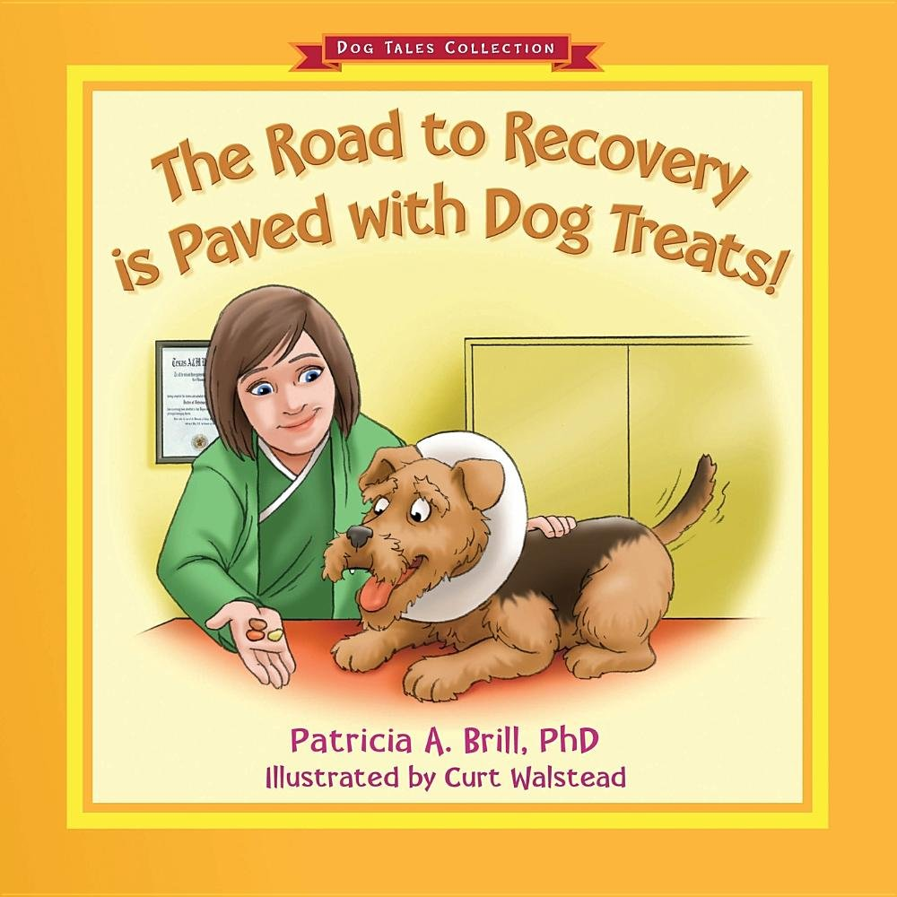 Read Online The Road to Recovery is Paved with Dog Treats! pdf