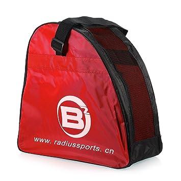 Lixada Patines de Patinaje Bolsa Portátil Llevar Bolsa Hockey Patín Figura Zapatos Titular de Rodillos: Amazon.es: Deportes y aire libre