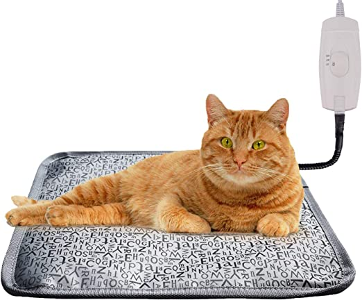 Homello Waterproof Heating Pad for Cats Dogs