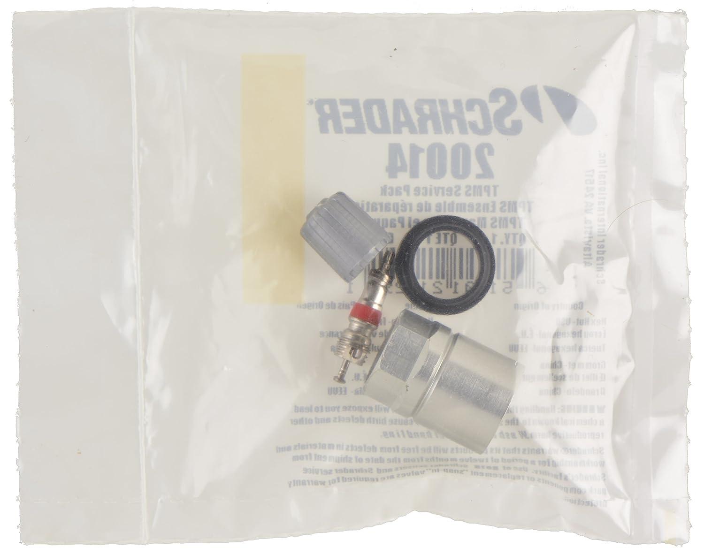 Single Unit Schrader 20014 TPMS Service Pack fits Nissan