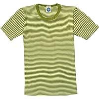 Cosilana - Camiseta interior para niños (70% lana y 30% seda)