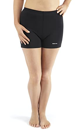 da6812b709 Bohn Swimwear Ladies Carrie Boyleg Swim Shorts: Amazon.co.uk: Clothing