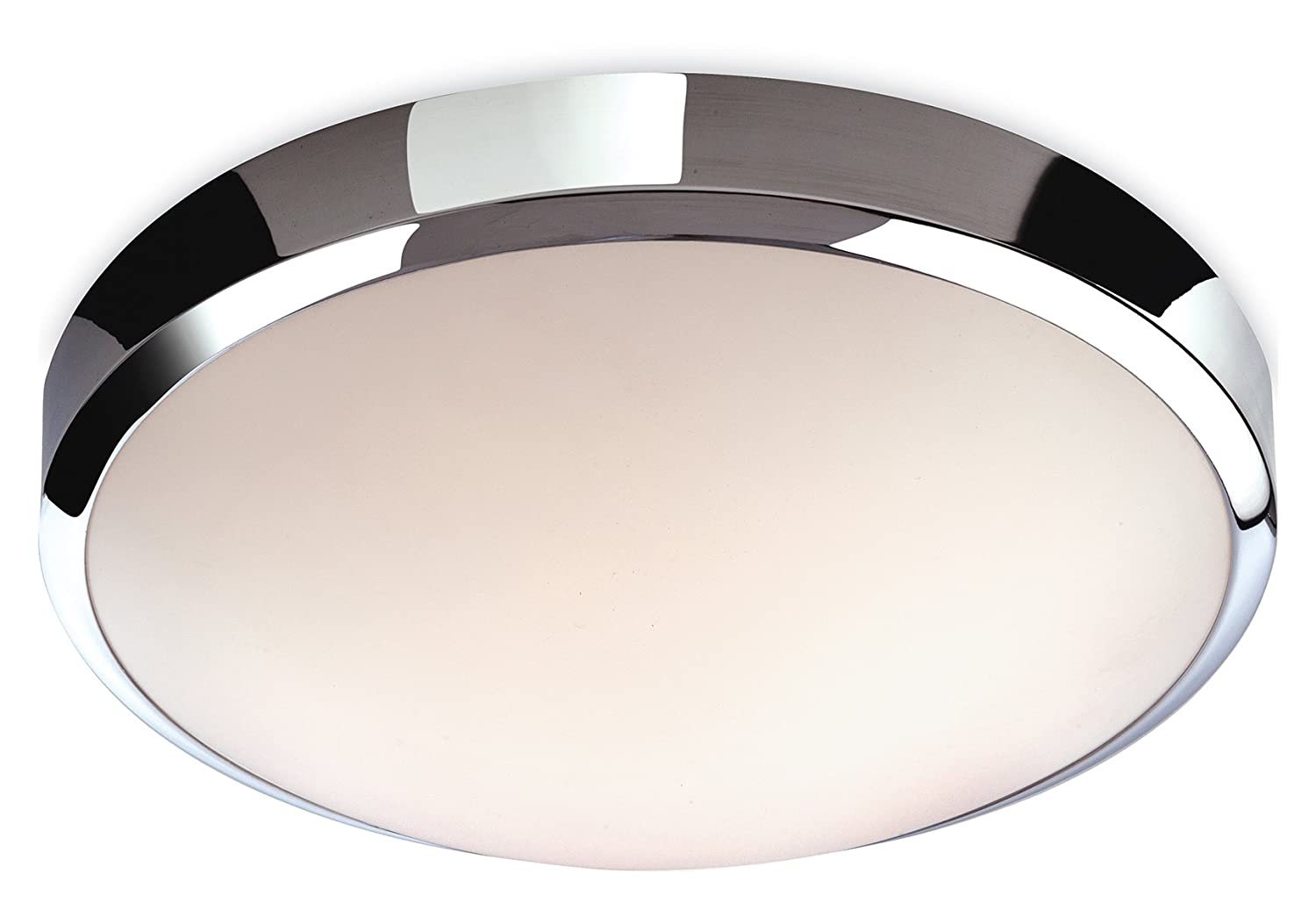Firstlights products 2343ch 11 watt led toro flush light fitting firstlights products 2343ch 11 watt led toro flush light fitting chrome and opal diffuser silver amazon lighting aloadofball Image collections