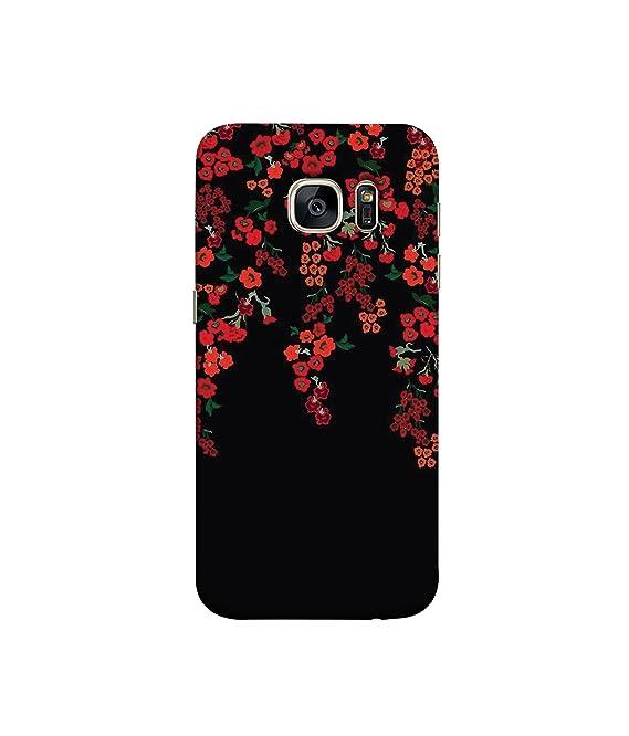 Kaira Printed Designer Soft Silicone Plastic Back Case Cover for Samsung Galaxy S7 Multicolour  Mobile Accessories