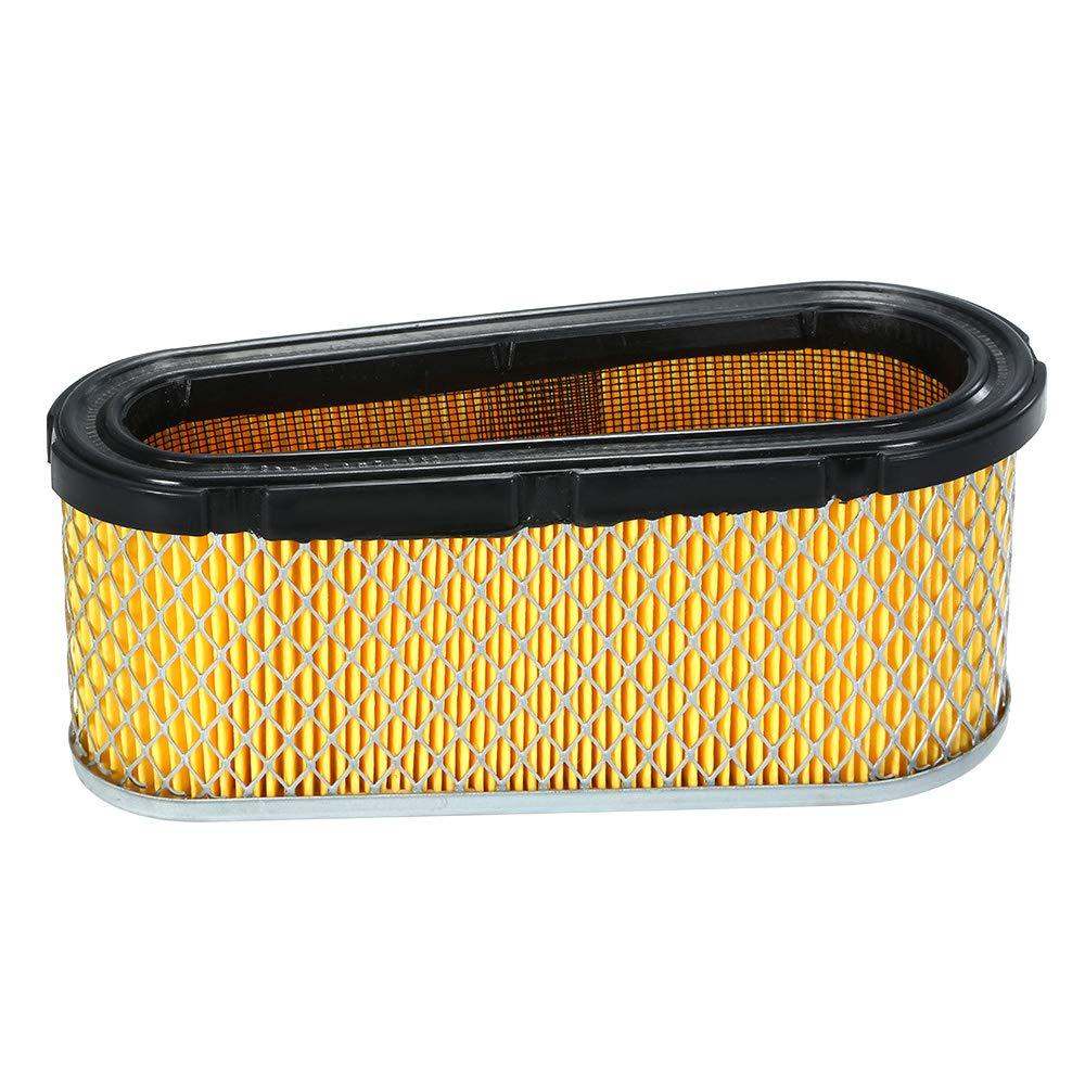 KKmoon Filtro de Aire /& Prefiltro Limpiador compatible para Briggs /& Stratton 496894S 493909S 272403S