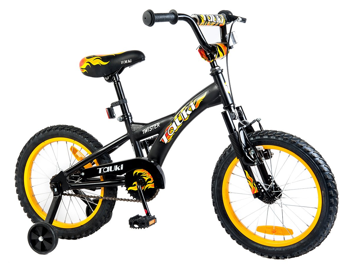 Tauki 12 Inch 16 Inch Kid Bike BMX Freestyle for Boys and Girls