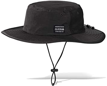 1f11f546b Dakine No Zone Surf Hat - Black at Amazon Men's Clothing store
