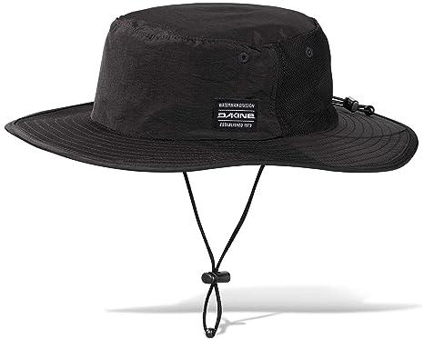 c732d174ba7fc Dakine No Zone Surf Hat - Black at Amazon Men s Clothing store