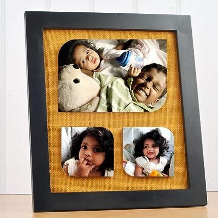 Buy Digi Xpress Personalized 3 Photos Collage Frame Photo Frame