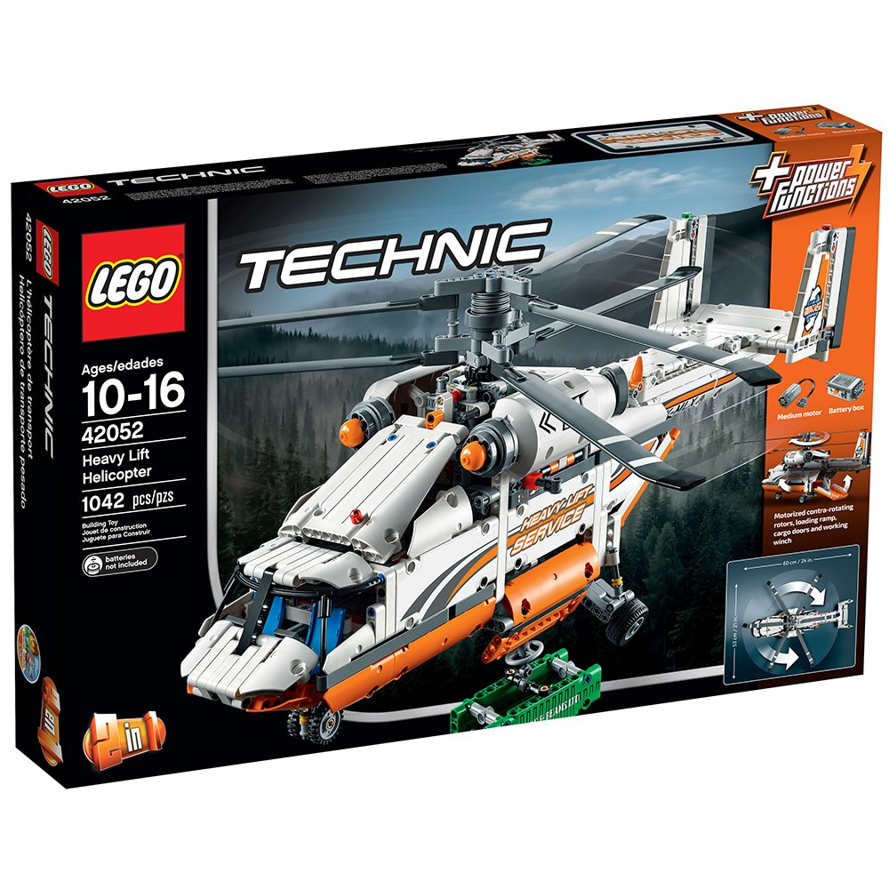 Top 9 Best LEGO Helicopter Sets Reviews in 2020 7