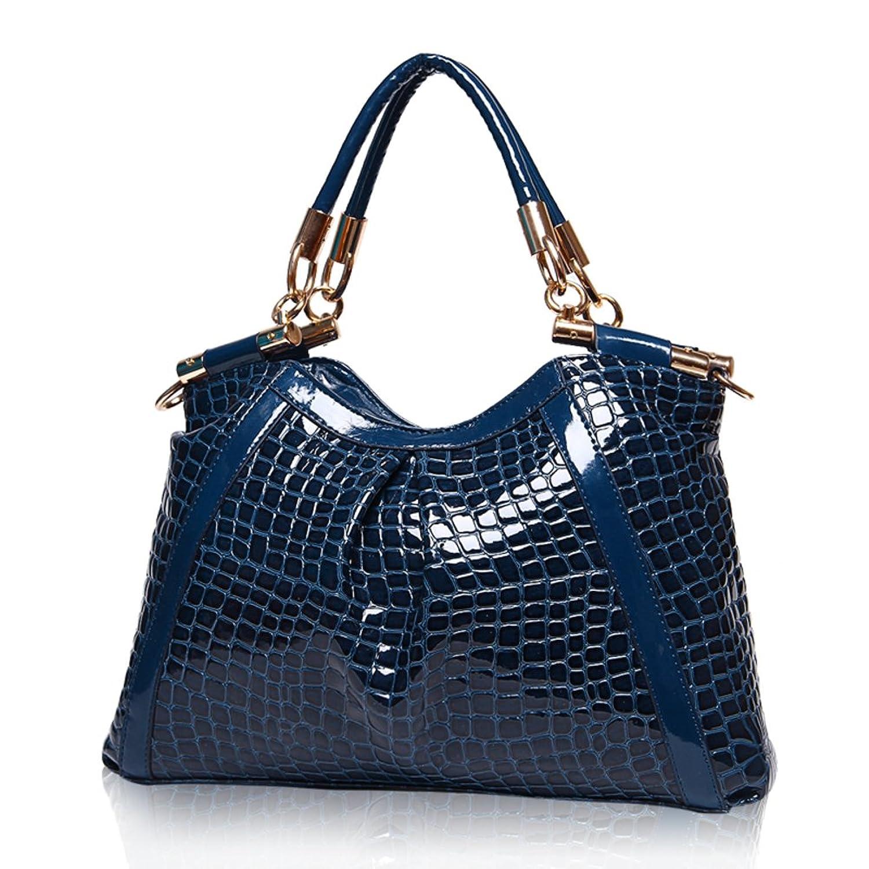 Summer leisure crocodile pattern bag/Fashion hand bag/One shoulder ladies bag