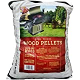 Z GRILLS Premium BBQ Wood Pellets for Grilling Smoking Cooking,20 LB Per Bag Made in USA (Hickory, 1pack)