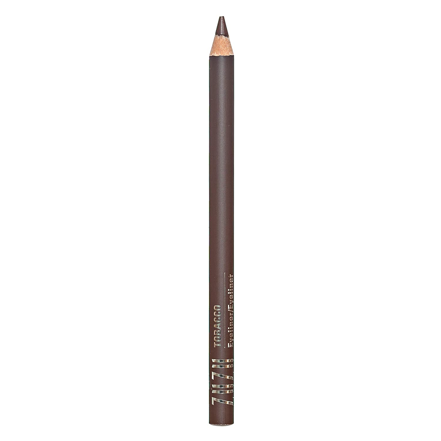 Zuzu Luxe Eyeliner (Tobacco),0.04 oz,Eye Defining Pencil, Infused with Jojoba Seed Oil, Super Smooth formula glides on to define eyes.Natural, Paraben Free, Vegan, Gluten-free, Cruelty- free,Non GMO.