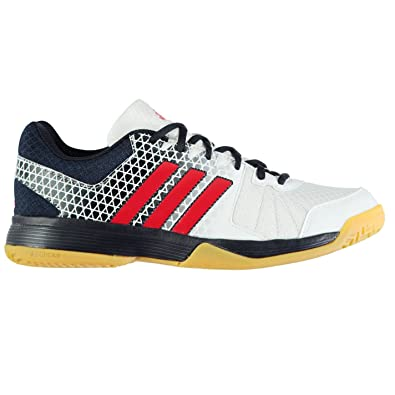097cd229f adidas Mens Ligra 4 Court Squash Shoes Lace Up Fastening: Amazon.co.uk:  Shoes & Bags