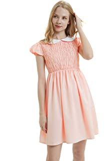 Puffy Sleeve Babydoll Dress
