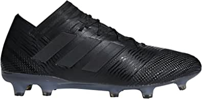 adidas Men's Nemeziz 17.1 FG Soccer Cleat, (Sz. 10.5) Black