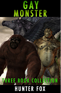 Gay Centaur Punished My Butt: (Homo Erotic Monsters)