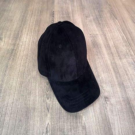 sdssup Sombrero de Piel de Ciervo Gorra de béisbol Gorra ...