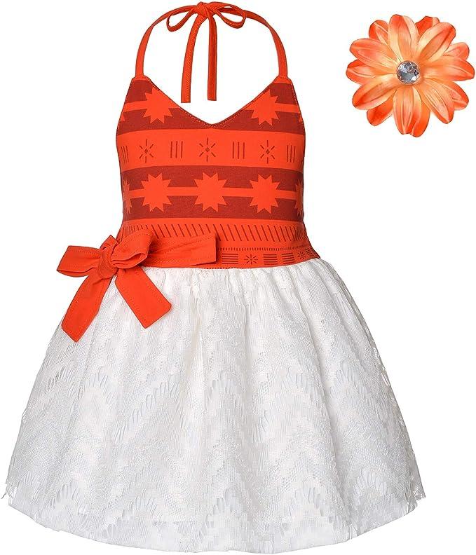 Amazon.com: Disfraz de princesa para fiesta de cumpleaños 2T ...