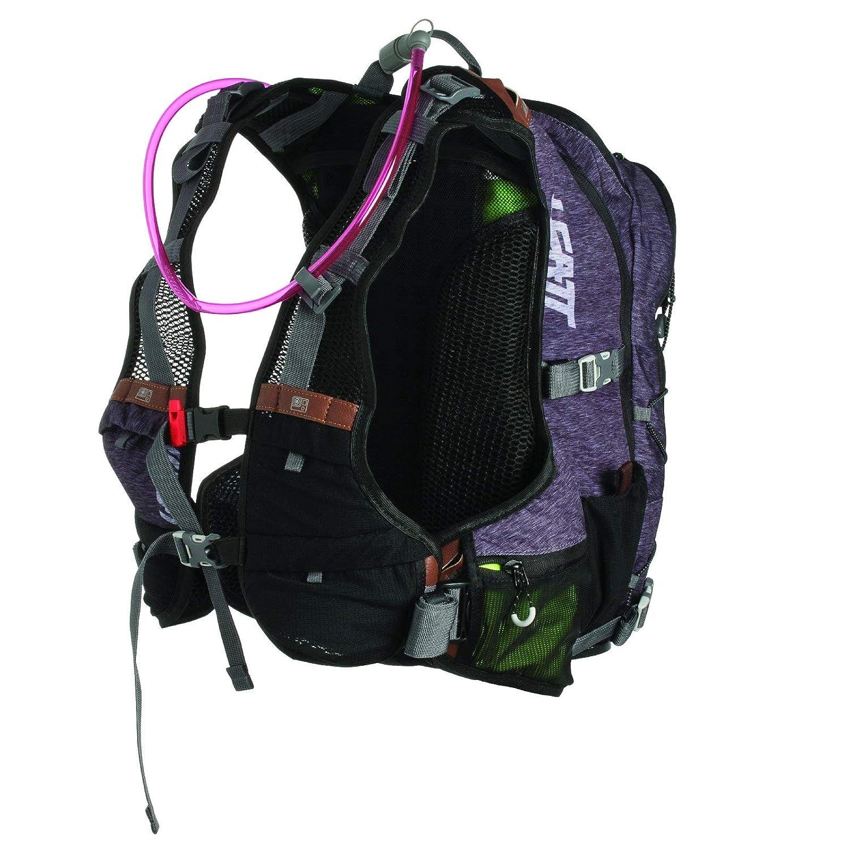 a5bcb8897 Amazon.com : Leatt DBX XL 2.0 Hydration Pack-Brushed : Sports & Outdoors